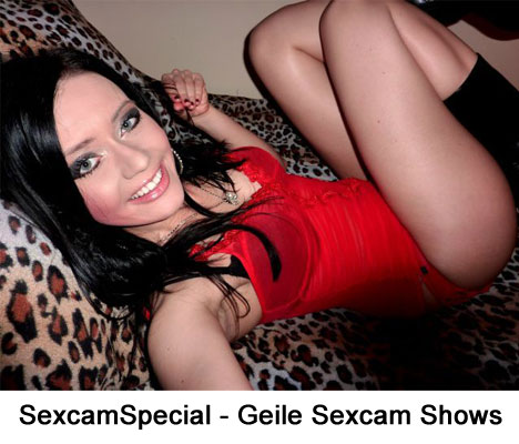 SexcamSpecial - Geile Sexcam Shows